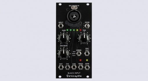 Erica Synths Black Input