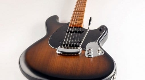 Ernie Ball Music Man Artist Series StingRay Thrice's Dustin Kensrue