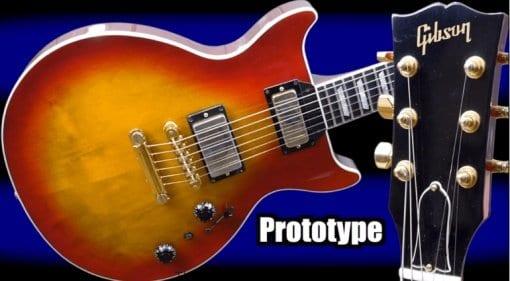 Gibson 1992 DC-Prototype