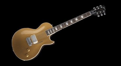 Gibson Joe Perry Gold Rush Les Paul Signature