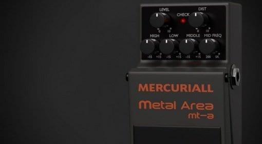 Mercuriall Audio MT-A