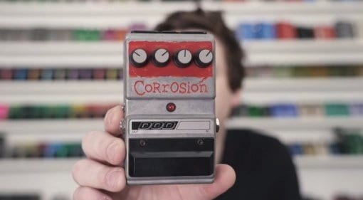 JHS DOD CoRrosion pedal
