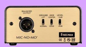 Friedman MIC-NO-MO