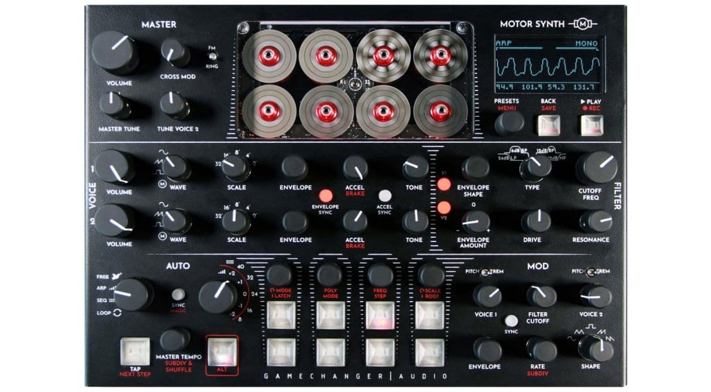 Gamechanger Audio Motor Synth