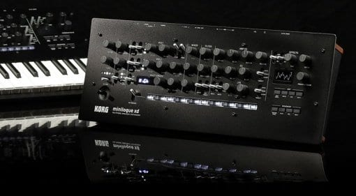 Korg News and rumors - gearnews com