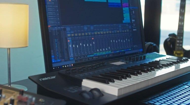 Nektar Panorama Studio One integration
