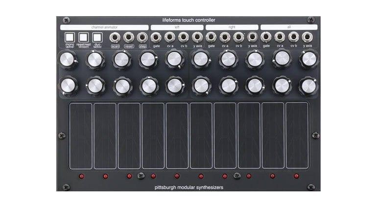 Pittsburgh Modular Touch module