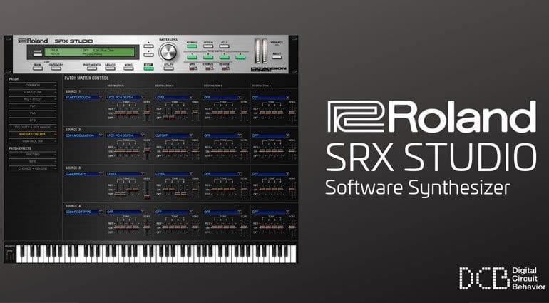 Roland SRX Studio