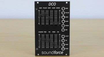SoundForce DCO