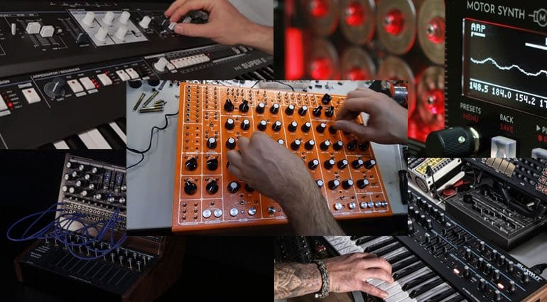 Top 5 Synthesizers at Superbooth 2019 by Soma, Novation, Pittsburgh, UDO, Gamechanger