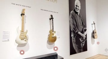 Christie's Virtual Tour The David Gilmour Collection
