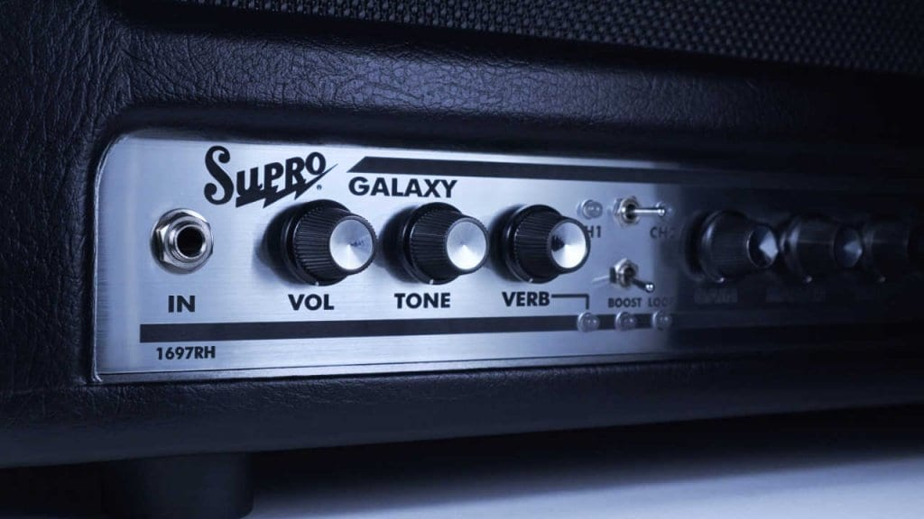 Supro Galaxy Clean Channel
