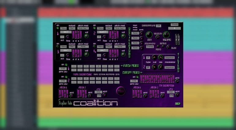 Coalition synth