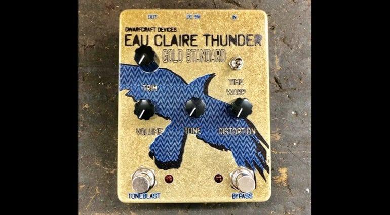 Dwarfcraft Gold Standard Eau Claire Thunder