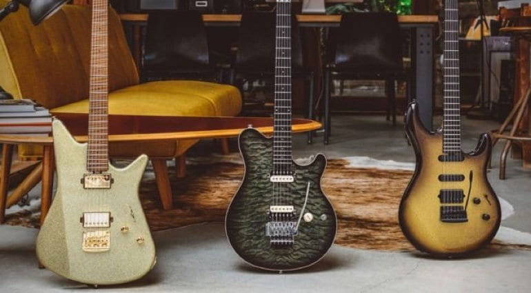 Ernie Ball Music Man June Ball Family Reserve Collection