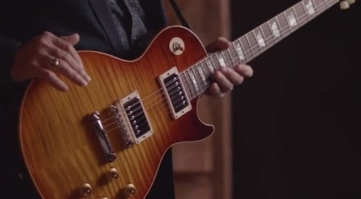 Gibson Lee Roy Parnell '59 Les Paul Standard