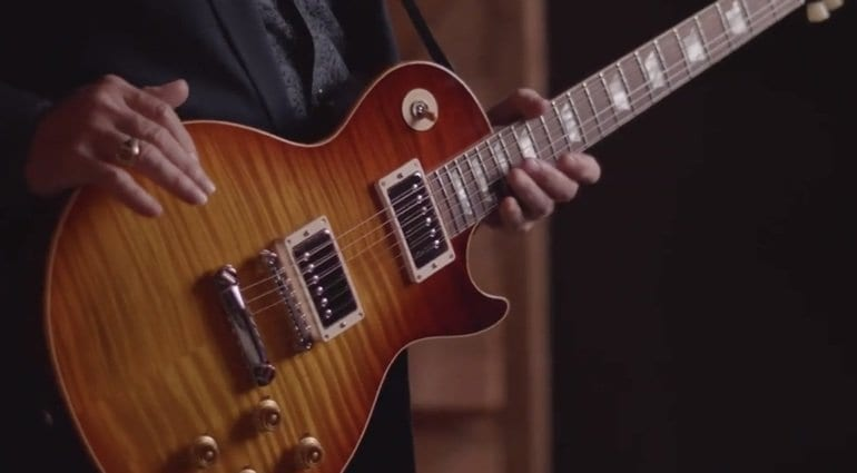 Gibson Lee Roy Parnell '59 Les Paul Standard