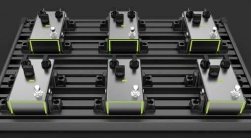 Guitto GBP pedalboard - No more Velcro!