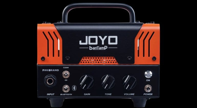 Joyo Audio Bantamp FireBrand