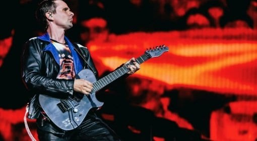 Matt Bellamy now majority holder of Manson Guitar Works