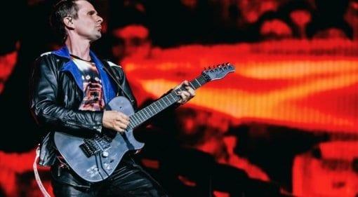 Matt Bellamy now majority holder of Manson Guitar Works