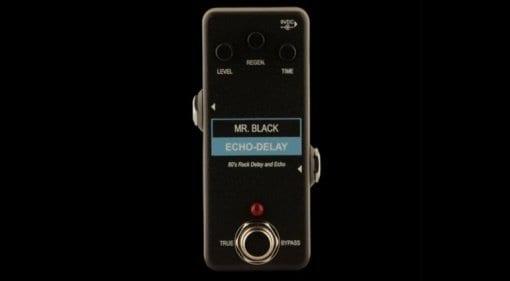 Mr Black Mini Echo-Delay