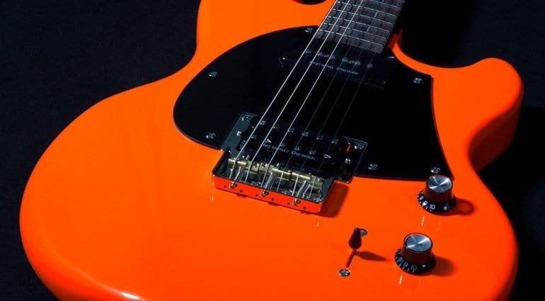 Shergold Guitars Masquerader SM01-SD Ltd Ed Tango Fandango