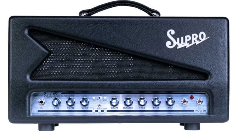 Supro Galaxy 50W amp