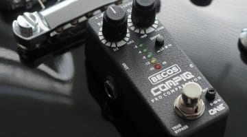 Becos Effects Mini One Pro Compressor