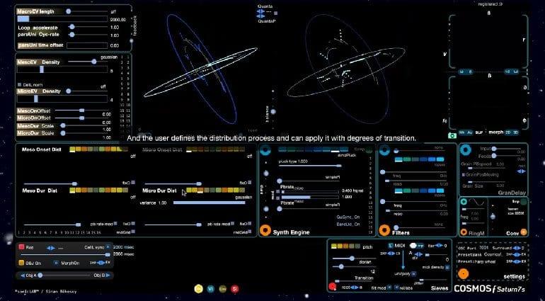 Cosmosf Saturn7