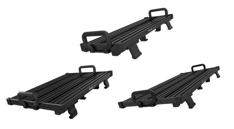Guitto GBP pedalboard range