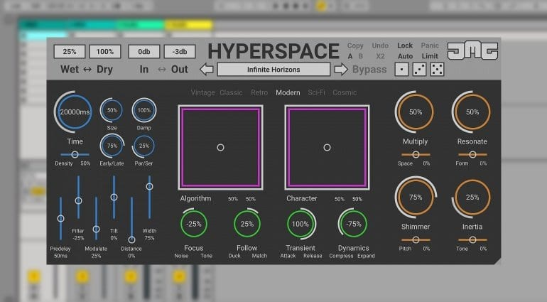 hyperspace reverb 2