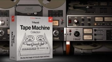 IK Multimedia Tape Machines Collection