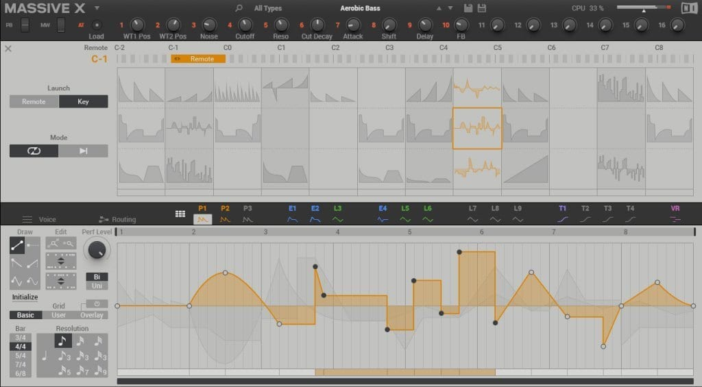 Native Instruments Massive X: modulation madness!