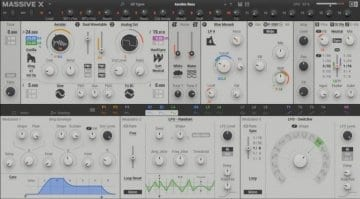 Native Instruments Massive X screenshot