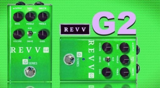 Revv G2 pedal