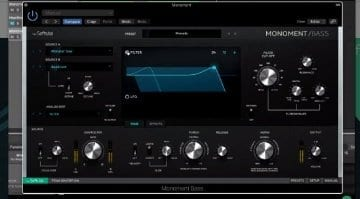 Softube Monoment Bass