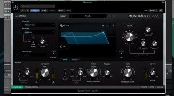 Softube Monoment Bass