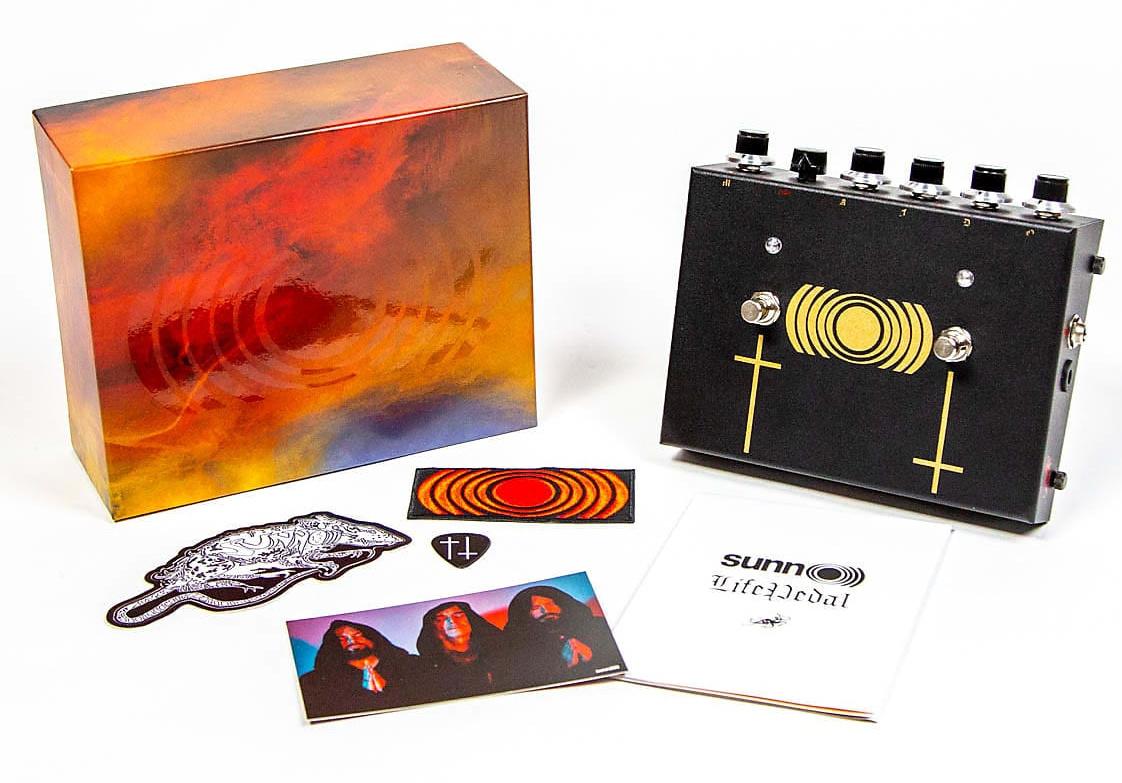 EarthQuaker Devices Life Pedal Sunn O))) +