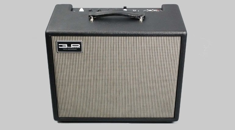 3rd Power Dirty Sink and Clean Sink combo amps debut at Summer NAMM 2019
