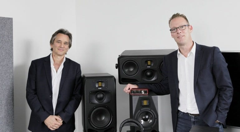 ADAM Audio becomes part of the Focusrite Group