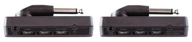 Blackstar amPlug2 Fly headphone guitar amp controls and fold away jack plug
