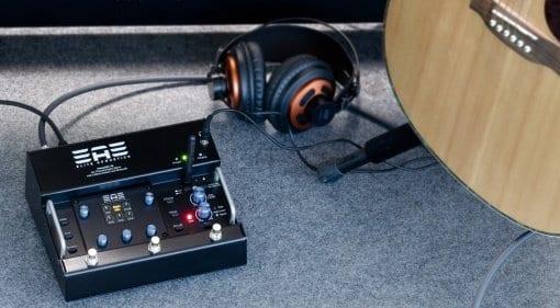 Elite Acoustics Stompmix X6