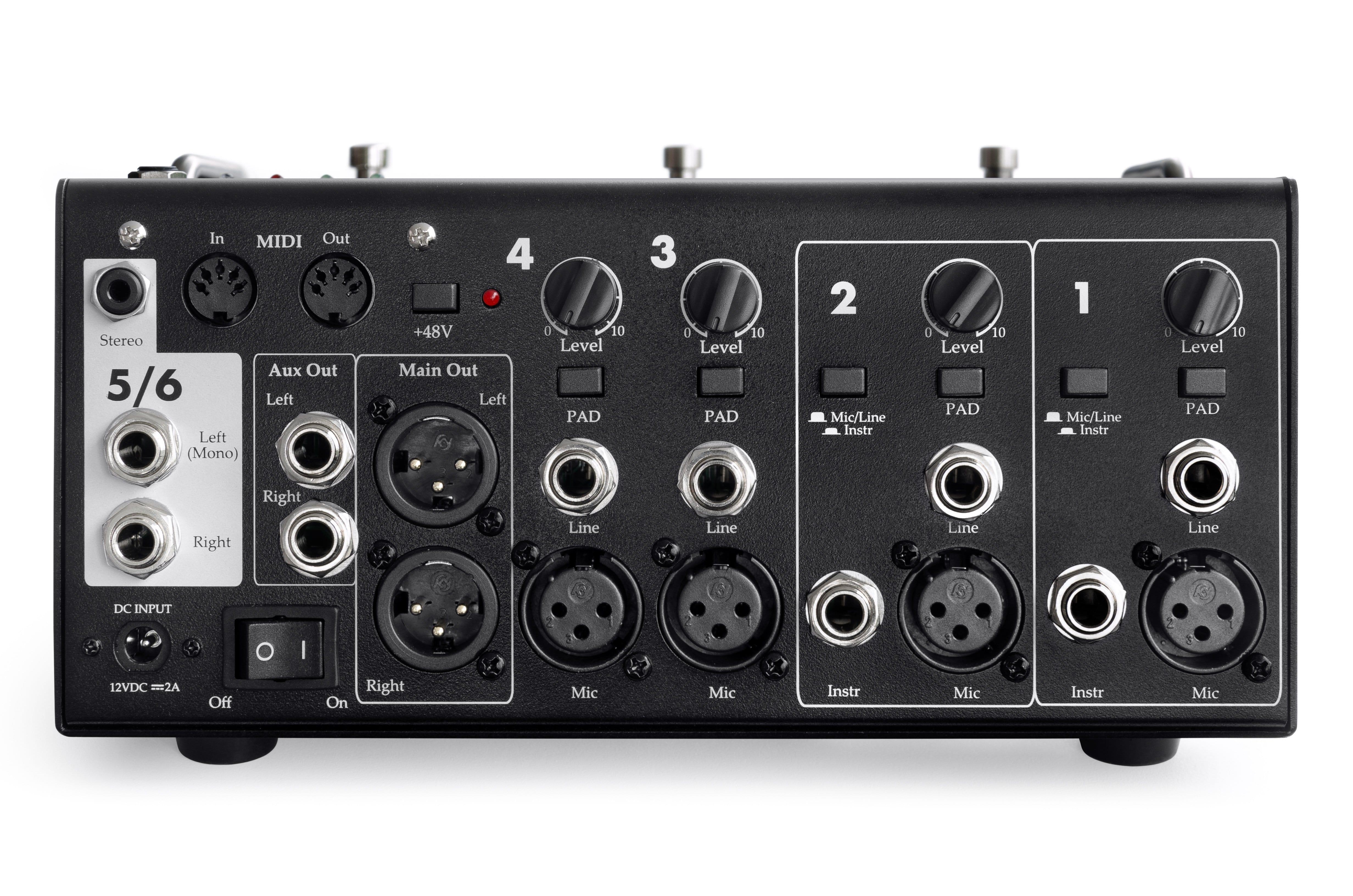 Elite Acoustics Stompmix X6: A battery powered digital