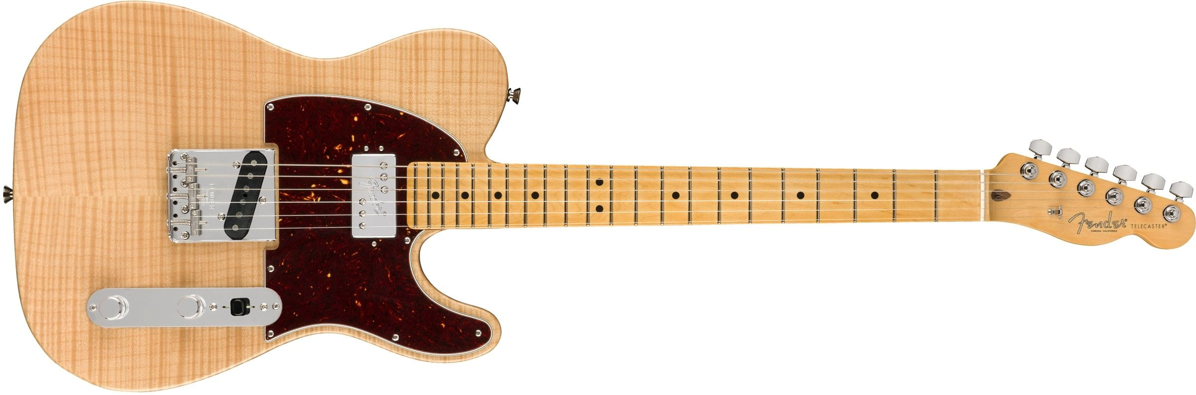 Fender Rarities Series Chambered Flame Top Telecaster