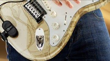 Fishman TriplePlay MIDI controller