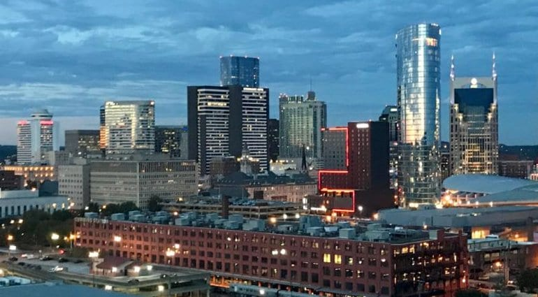 Gibson moves Headquarters to Downtown Nashville