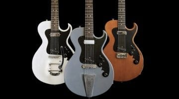 Grez Guitars - The Folsom