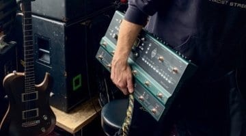 Is this the new Kemper Profiler Floor Unit?