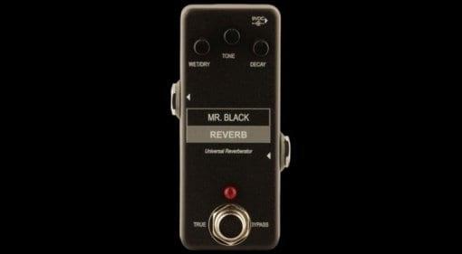 Mr Black Mini Reverb